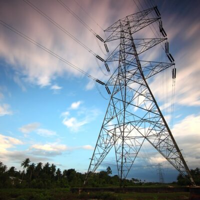 Electricity Transportation Tower